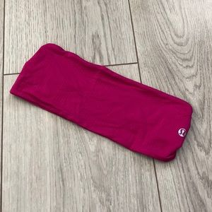 lululemon athletica Accessories - Lululemon Thick Headband (Pink)